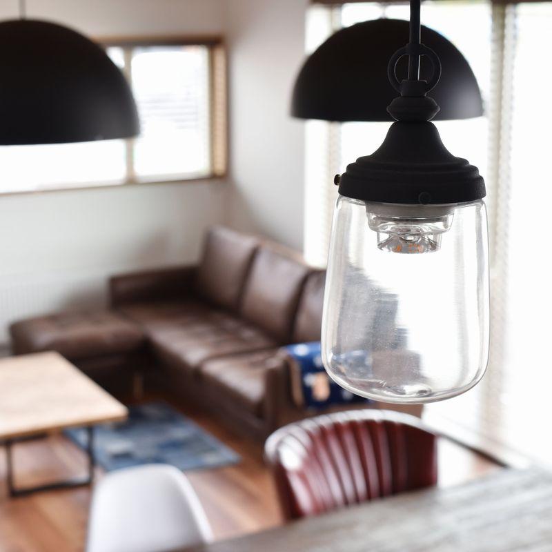 開放感のあるカフェテイストの家【苫小牧市】