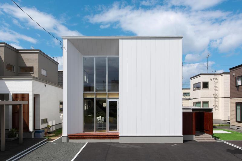 札幌里塚緑ヶ丘9丁目モデルハウス