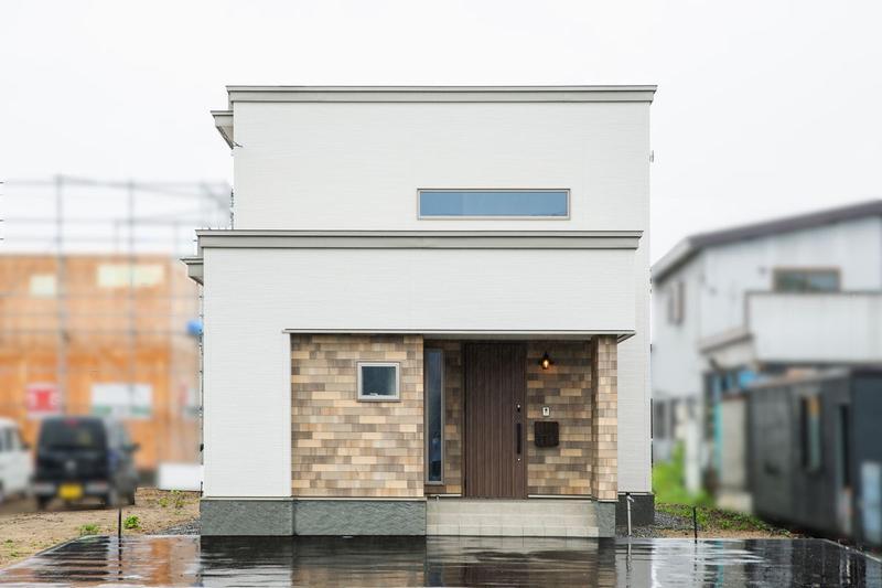2021-1拓勇西町モデルハウス