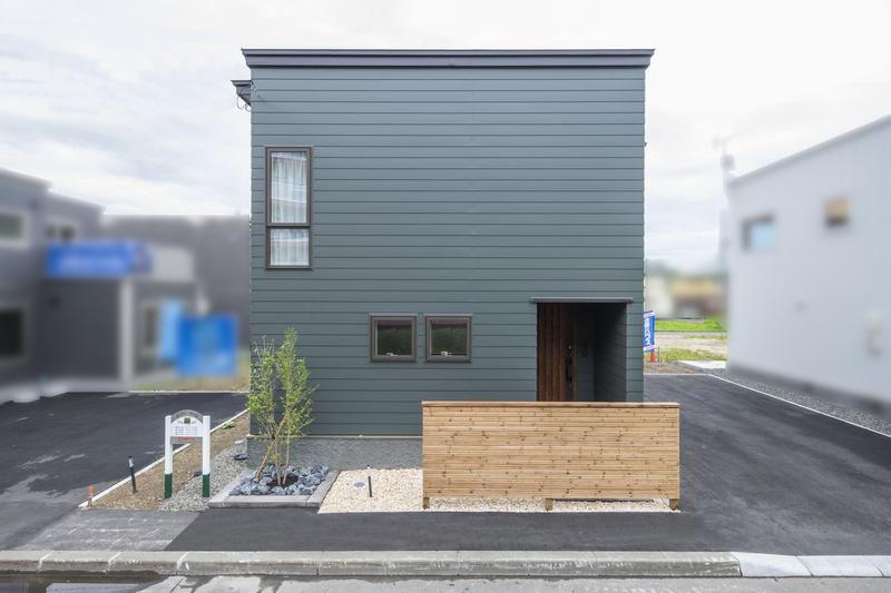 2021-1東開町モデルハウス