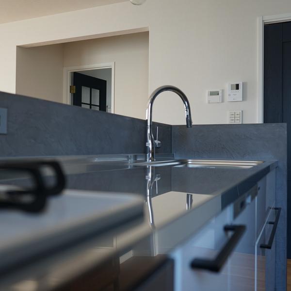 新築でキッチンをおしゃれに作る方法