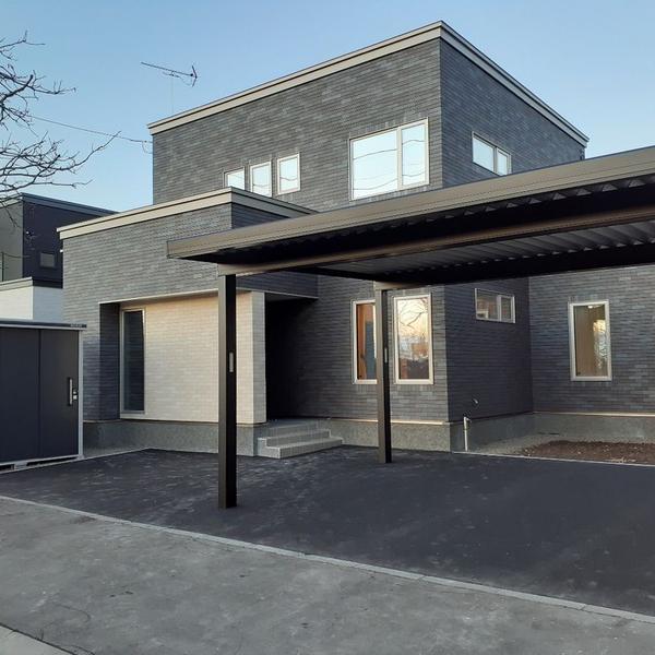 【施工事例】住研ハウスで新築された注文住宅のご紹介
