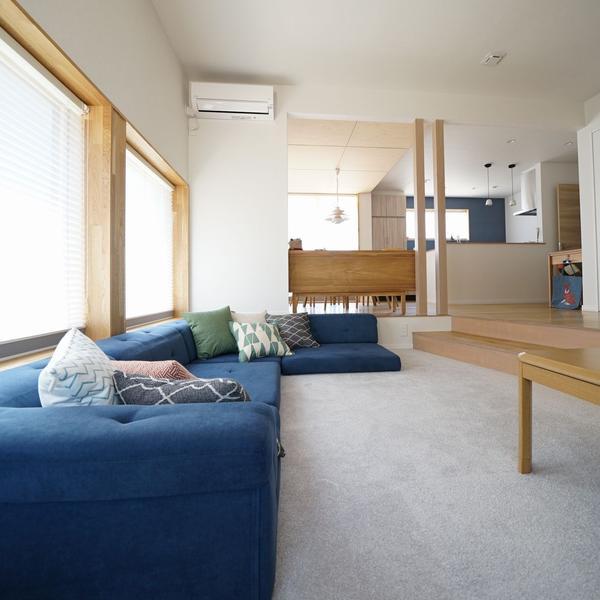 【動画で見学】苫小牧市東開町モデルハウス
